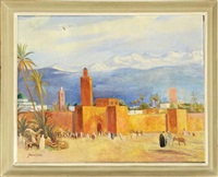 marrakech by jacques simon