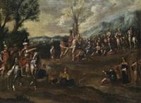 le martyre de saint barthélémy by giovanni andrea (il mastelletta) donducci
