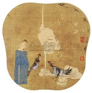 双吉图 by bai peng