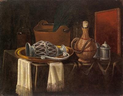 Natura morta su un tavolo di cucina by Francesco Fieravino (il ...