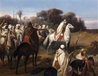 abd el-kader by sansac (comte de)