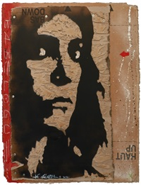 patti smith by jef aerosol