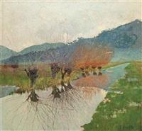 salice sul canale by francesco fanelli