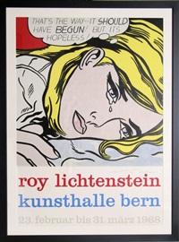 kunsthalle bern by roy lichtenstein