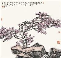 梅花 by lin fan