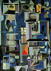 3-d mosaic by dan wingren