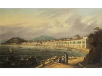 view of the praya grande, macau by anglo-chinese school (19)