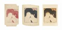 tendresse, from: l'estampe originale, album i by maurice denis