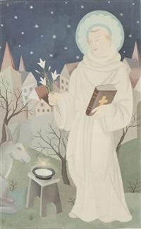 święty antoni padewski by alice hohermann