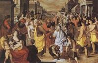 saint cosme et saint damien by marten pepyn