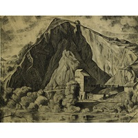 untitled (lambertville quarry) by bernard badura