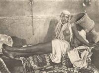 portrait de christine mingo, tel aviv by paul steinitz