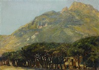 table mountain by frank lewis emanuel