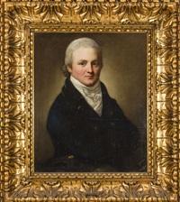 portret heinricha ludwiga zu lynar by anton graff