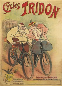 cycles tridon by maurice fourdey