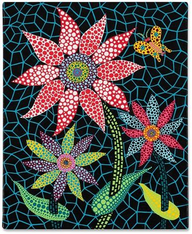 Flowers By Yayoi Kusama On Artnet