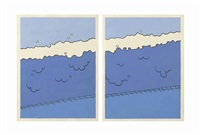 surf (2 works) (in 2 parts) by john wesley