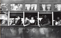 trolley, new orleans by robert frank
