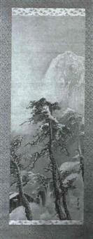 blizzard by shunkyo yamamoto