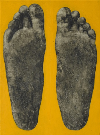 feet by llyn foulkes