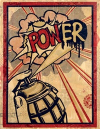 power by shepard fairey