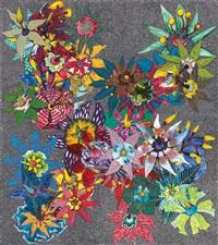 çiçekli kompozisyon by elvan alpay