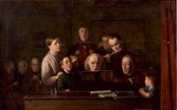 la leçon de musique by thomas webster