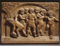 putti at play by german school-northern (17)