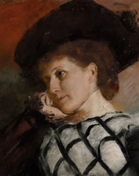 mrs jacob eccles by tom roberts