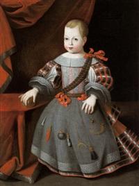 bildnis des infanten philipp prosper in höfischer haltung by austrian school-vienna (17)