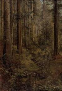 waldbach by karl aschenbrenner