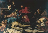 the lamentation by stefano maria legnani