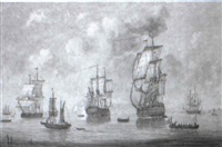 the battle of trafalgar by b. ainstord