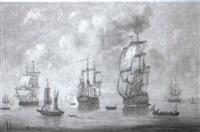 the battle of trafalgar by b. ainstord