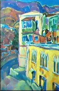 la maison rose by victor teterine