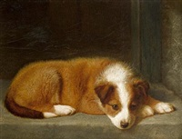 waiting for master by horatio henry couldery