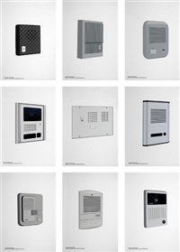 intercommunication devices (9 works) by bani abidi