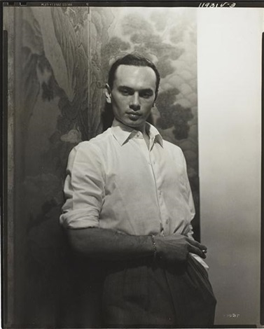 yul brynner by cecil beaton