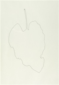 burdock by ellsworth kelly