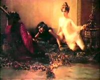 in the harem by konrad filip