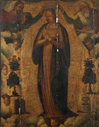 la vierge de l'immaculée conception by joan de joanes