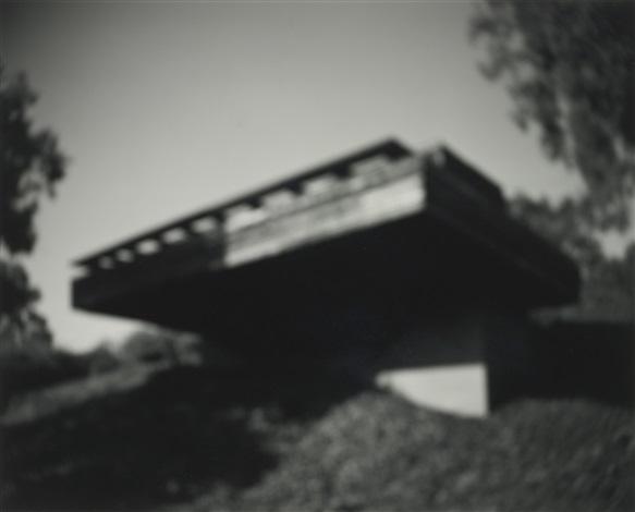 sturges house frank lloyd wright by hiroshi sugimoto