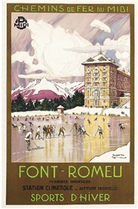 font-romeu by tony georges roux
