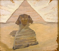 sphinx by konstantinos maleas