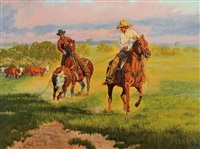 workin' foursome by harold holden