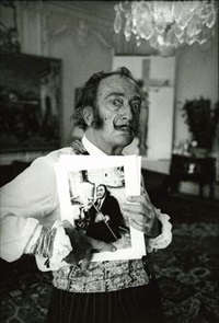 salvadore dali, paris by vaclav chochola