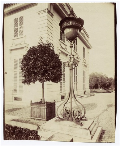 cateau de bagatelle by eugène atget