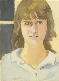 katie by fairfield porter