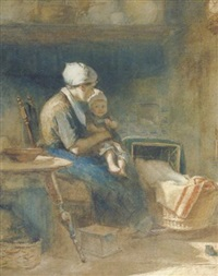 maternal cares by henricus johannes melis