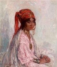beauté algérienne by edouard verschaffelt